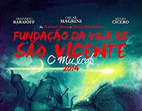 Fundação da Vila de São Vicente - 2014