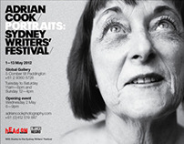 Portraits: Sydney Writers Festival