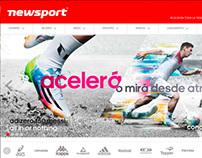 Newsport / E-commerce / Argentina