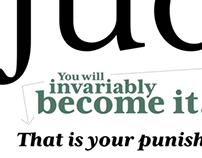 Oscar Wilde Kinetic Typography