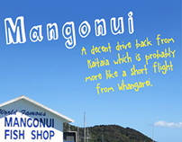 NZ Tourism Advertisement