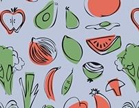 Organic Cooking: Midcentury Modern