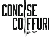 Concise Coiffures Barbershop