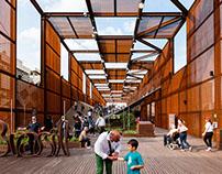 Brazil pavilion at Milan Expo 2015 Studio Arthur Casas