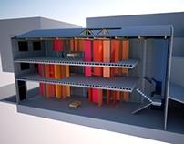 Flip Fabric Retail Environment