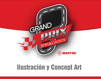 GRAND PRIX-MAPFRE
