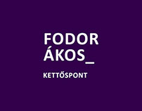 Fodor Ákos - Kettőspont