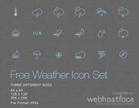 Free Weather / Meteo Icons