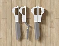 Dual SCISSRS - Conceptual Scissors