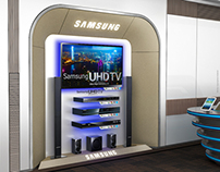 Samsung Wall Unit