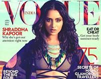 Vogue India - April 2014