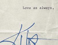 Love As Always, Kurt / book cover
