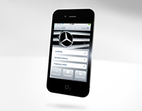 Mercedes-Benz Service iPhone App