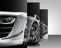 Webdesign | Audi Brand Experience