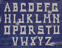 Iron Typeface Project