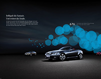 Mercedes-Benz Dream Cars Webspecial