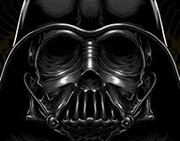 Death Side Series : Darth Vader & Shadow Stormtrooper