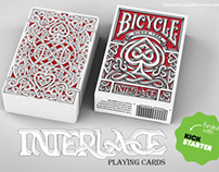 Interlace Playing Cards