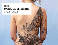 300 Onzes de Setembre. 1714-2014