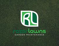 Razor Lawns Branding