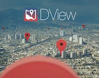 DView - Mobile app