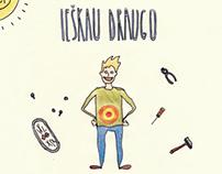Socialinė reklama IEŠKAU DRAUGO / DRAUGĖS '14