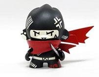 Ninja spiki Foomi 7-Inch custom