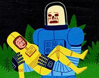 Sad Astronauts