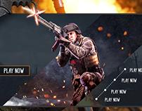 sniper shooter ui