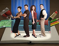 Will and Grace promo