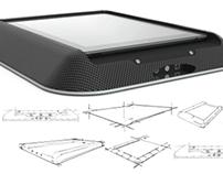 Headspace - iPad Speaker Award Winning Design