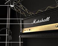 Marshall Store Fixture
