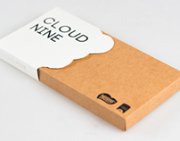 Cloud Nine - My new white  chocolate bar
