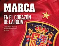 Prensa Marca Selección Española