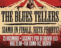 THE BLUES TELLERS CONTEST