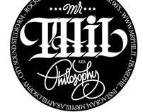 Mr Phil logos