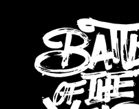 Battle of the Year Italy 10th anniversary logo 2013.