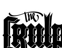 Crulp rockband logo.