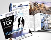 Reckitt Benckiser - Company magazine