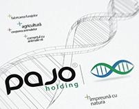 PAJO HOLDING - LOGO DESIGN