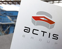 Corporate identity for ACTIS Group