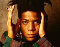Reportaje Michel Basquiat