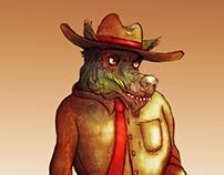 Mr. Wolf - Traveling Salesman