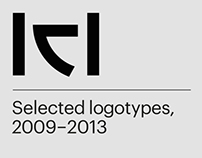 Selected logotypes, 2009–2013