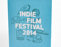 Film Festival Brochure — Shillington Brief
