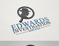 Edwards Investigation Services Logo