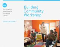 buildingcommunityWorkshop Web Redesign