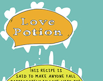 Love Potion for We Draw And Cook