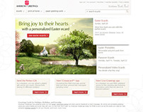 American Greetings Website