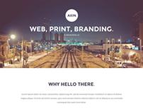 Akin - One Page Responsive WordPress Theme